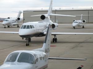 Council Bluffs Airport Jetramp
