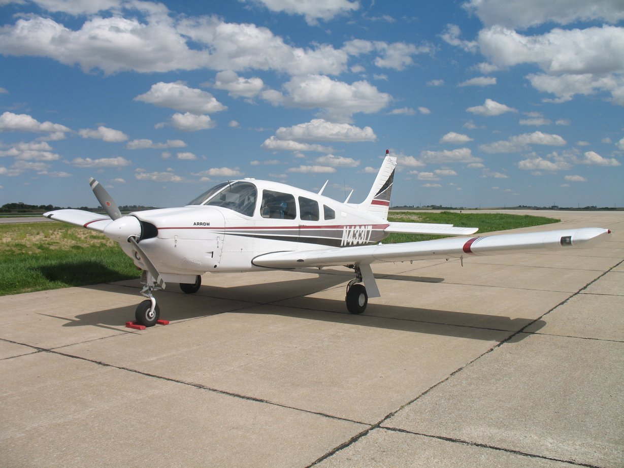 advanced air inc - piper arrow aircraft rental
