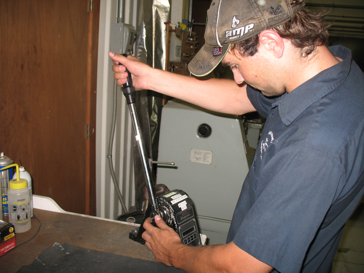 advanced air inc - calibration of tools