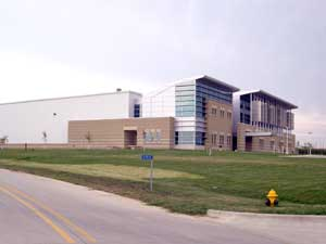 Completed IWCC Aviation Building